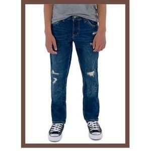Boys 502 Levi's jeans, lIKE NEW!